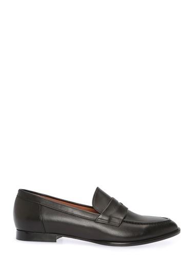 George Hogg George Hogg 7004265 Siyah Kadın Loafer Kadın Ayakkabı Siyah